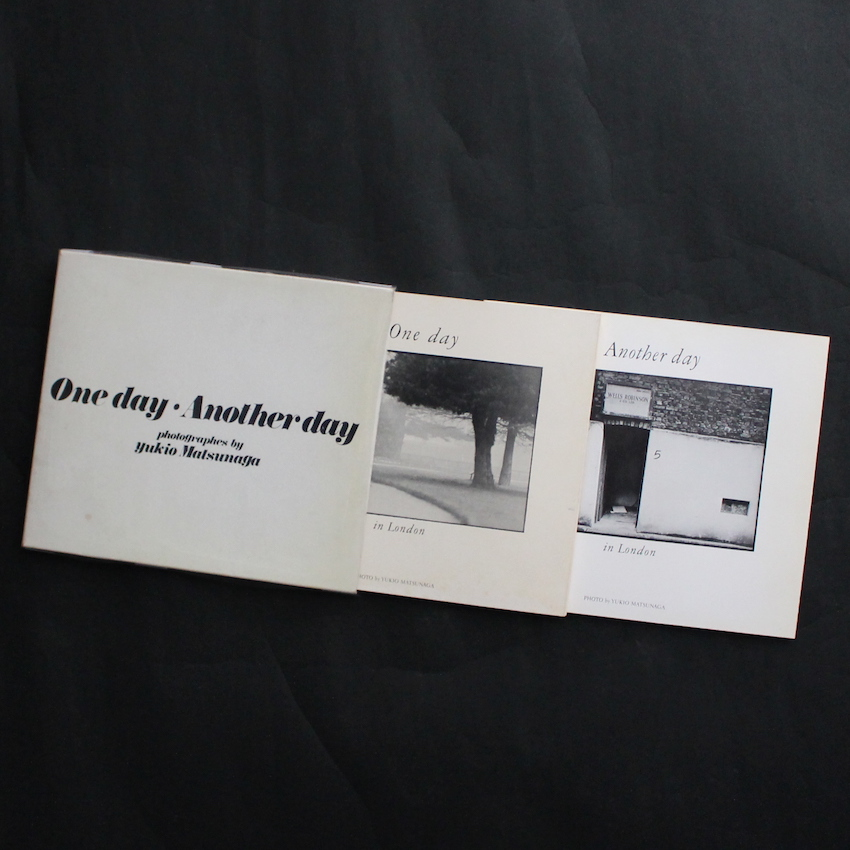 松永 幸雄 / Yukio Matsunaga / One day・Another day