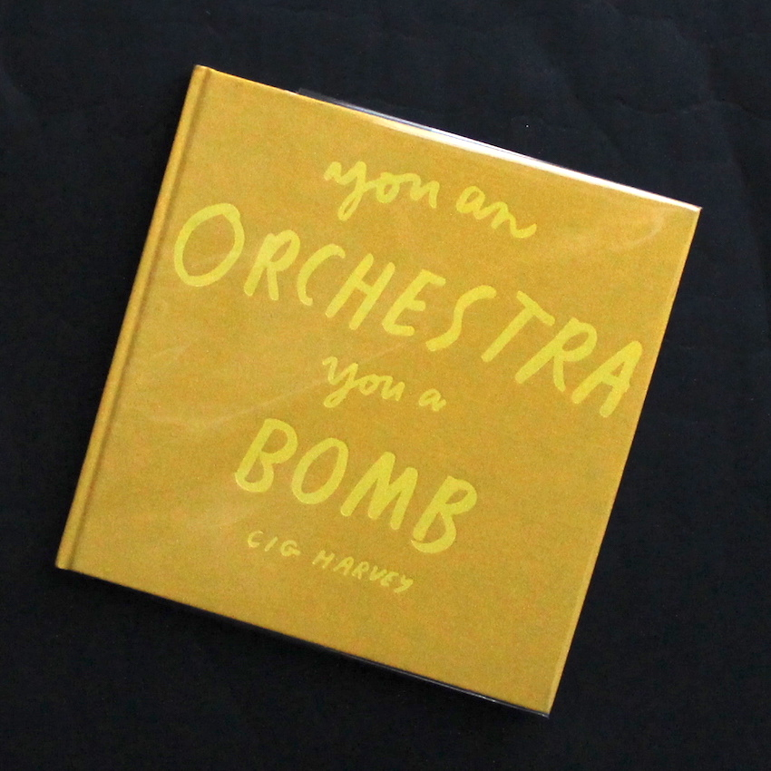 Cig Harvey / You an Orchestra You a Bomb