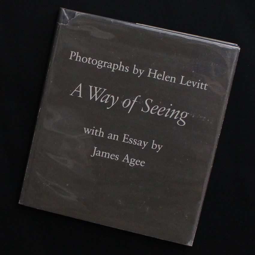 Helen Levitt / A Way of Seeing(Hardcover)