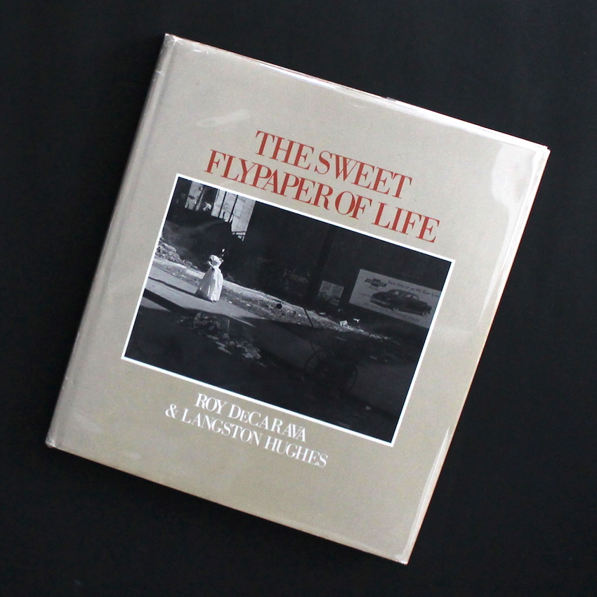 Roy DeCarava / The Sweet Flypaper of Life(1984)