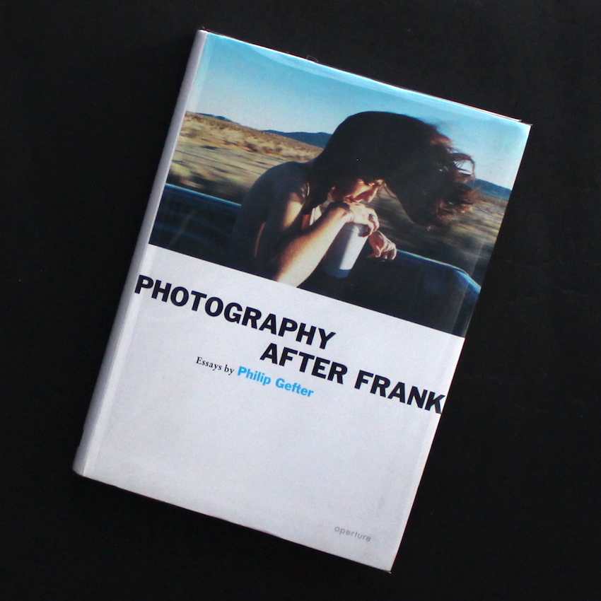 Philip Gefter / Photography After Frank