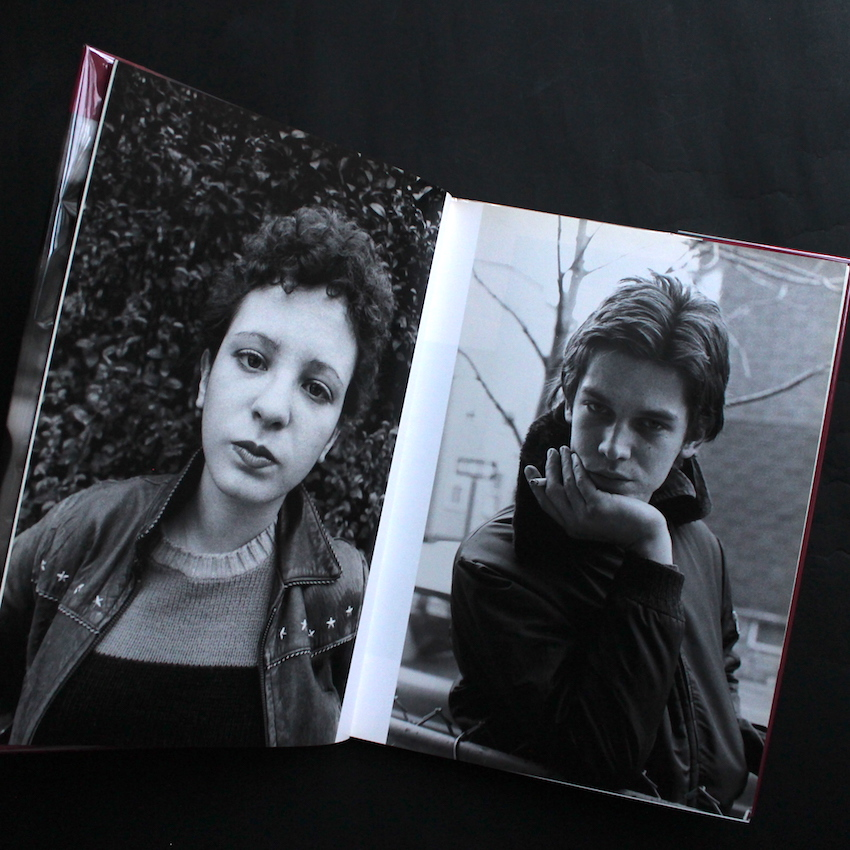A Double Life - Nan Goldin & David Armstrong