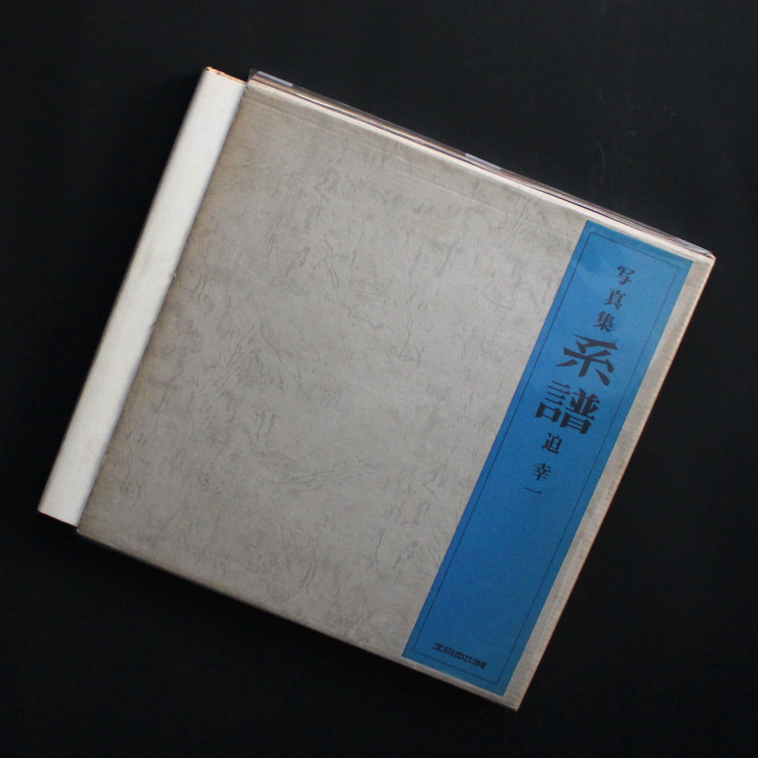 迫 幸一 / Koichi Sako / 系譜 / Genealogy(Signed)
