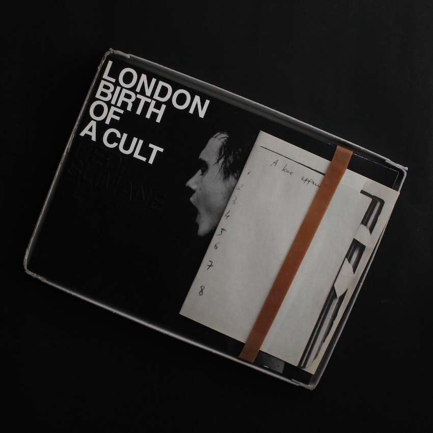 Hedi Slimane / London Birth of A Cult