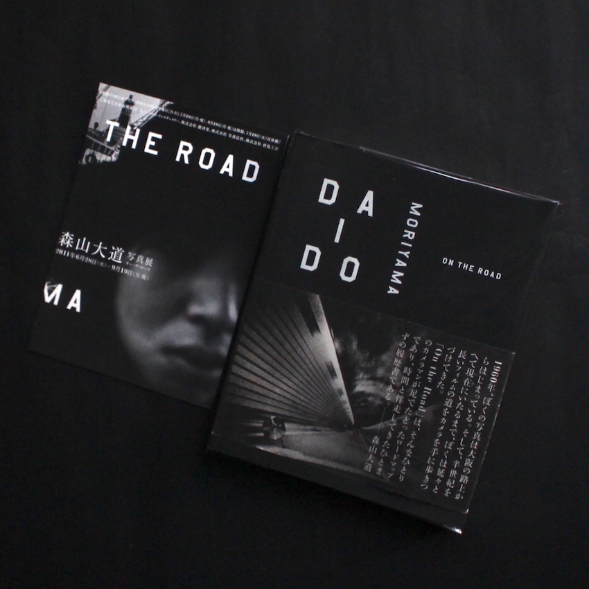 森山 大道 / Daido Moriyama / On the road(With Leaflet)