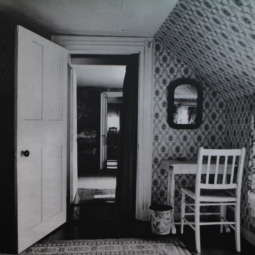 Walker Evans / Message From The Interior
